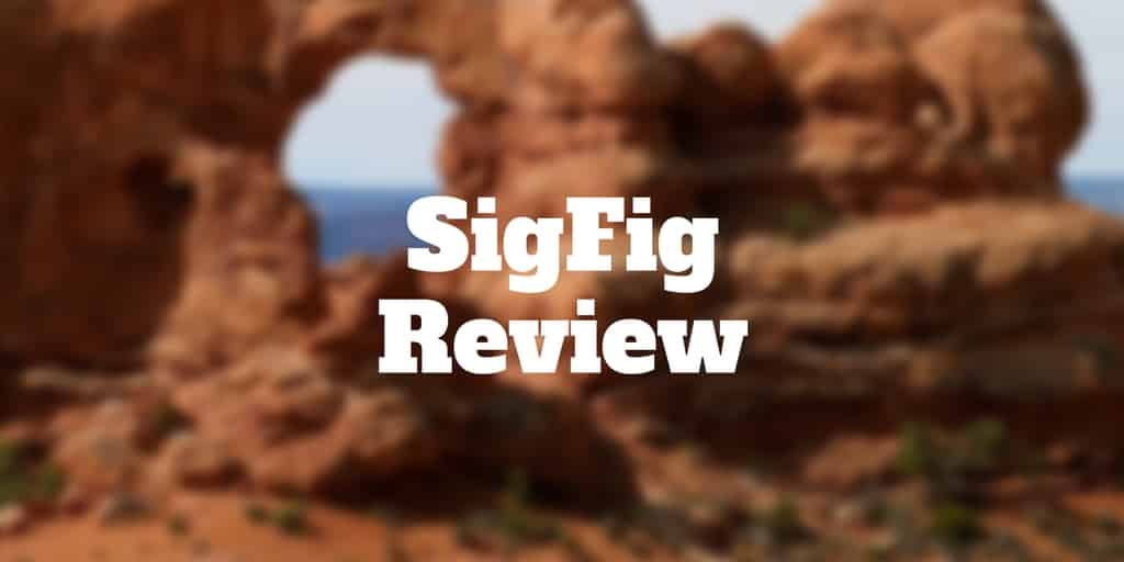 sigfig review