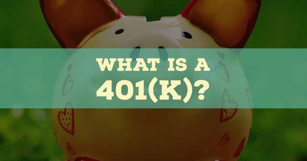 what is a 401k retirement strategy tax savings