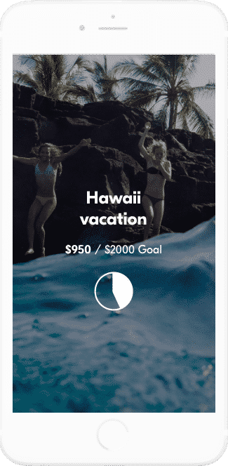 qapital hawaii vacation