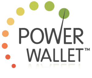power wallet logo