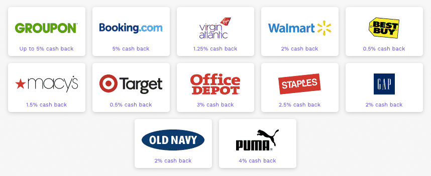 spent featured retailers