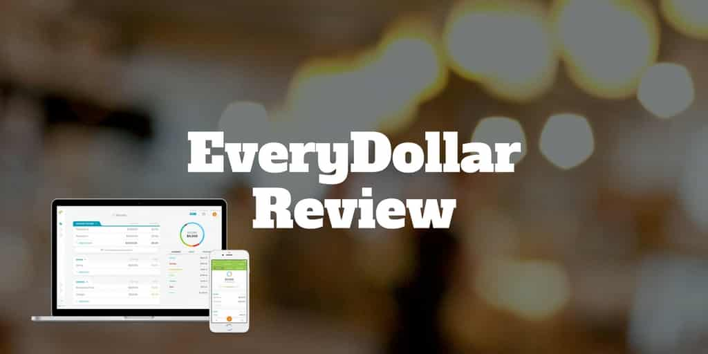 everydollar review