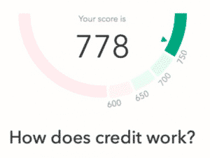 mint how does credit work
