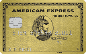 amex premier rewards gold