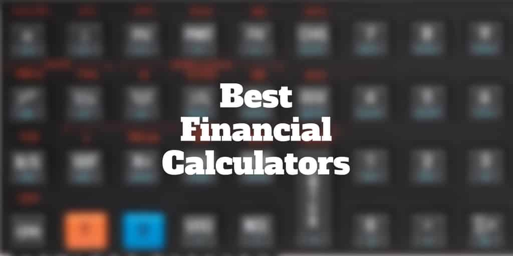 best financial calculator