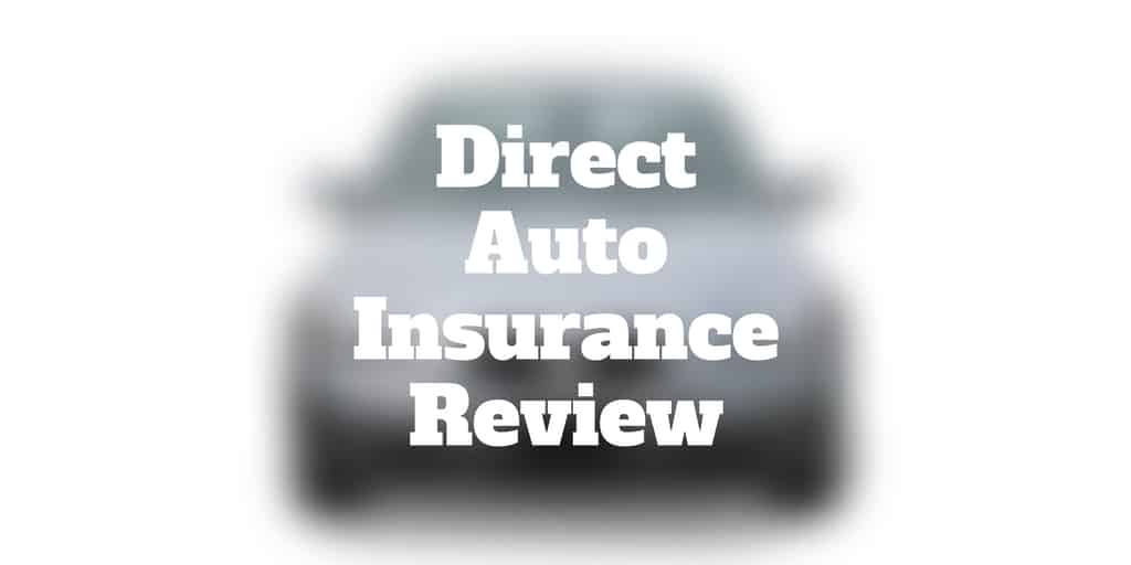direct auto insurance review