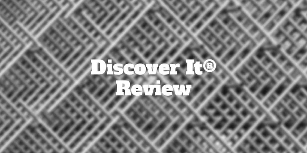 discover it review