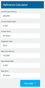 new american funding refinance calculator