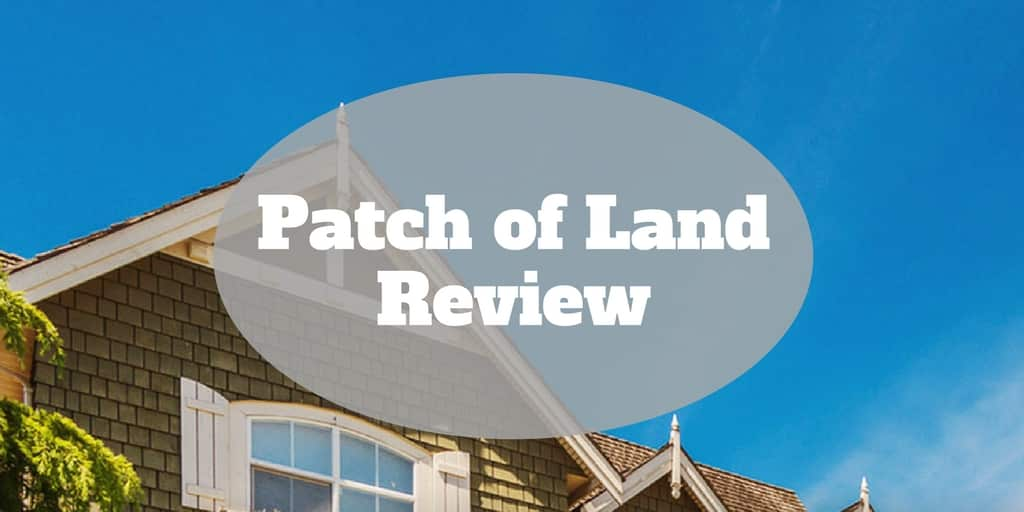patch of land review