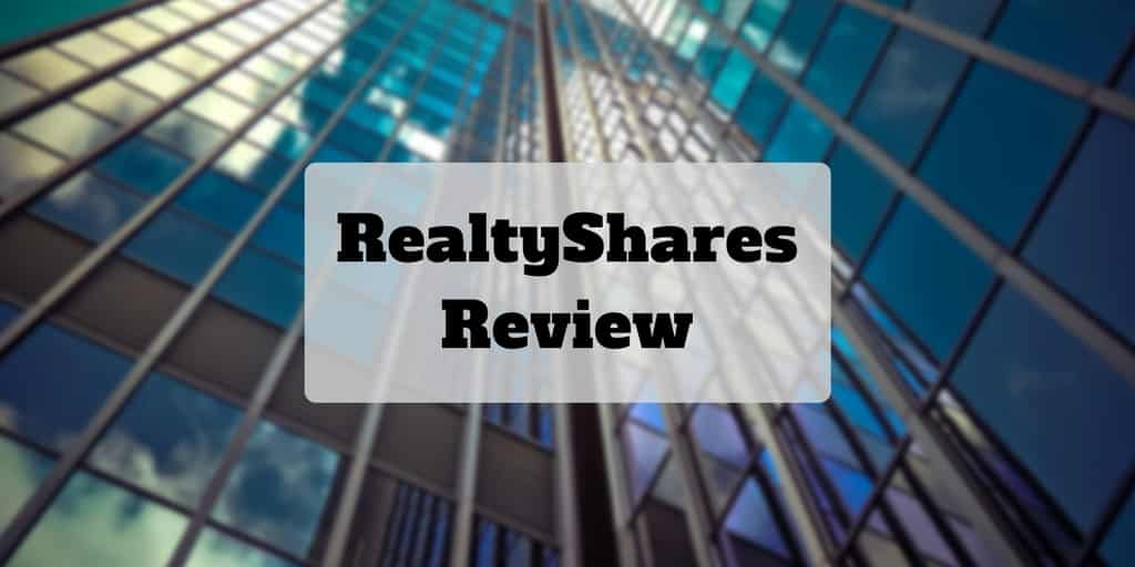 realtyshares is the best real estate investing platform for industrial investments