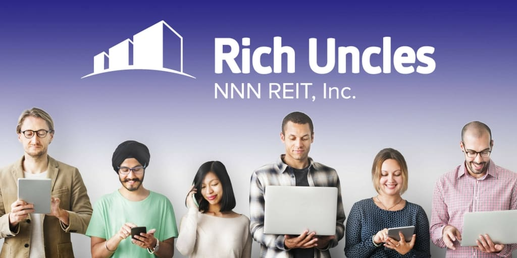 rich uncles is the best real estate investing platform for commercial investments