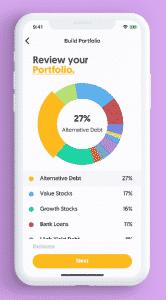 round review portfolio