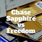 chase freedom vs sapphire