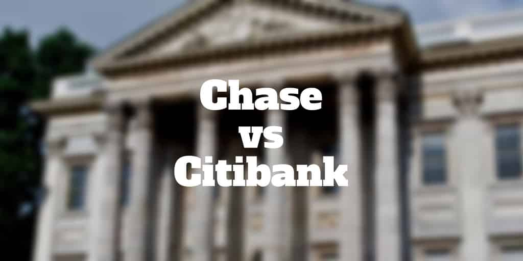 chase vs citibank