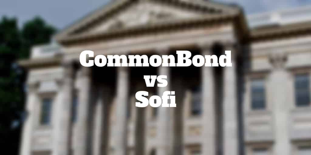 commonbond and sofi are the best overall student lenders