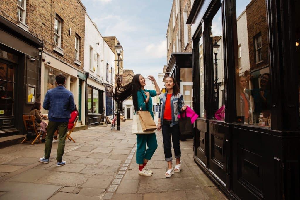 airbnb london street
