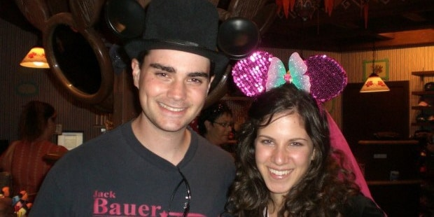 ben shapiro and wife mor toledano