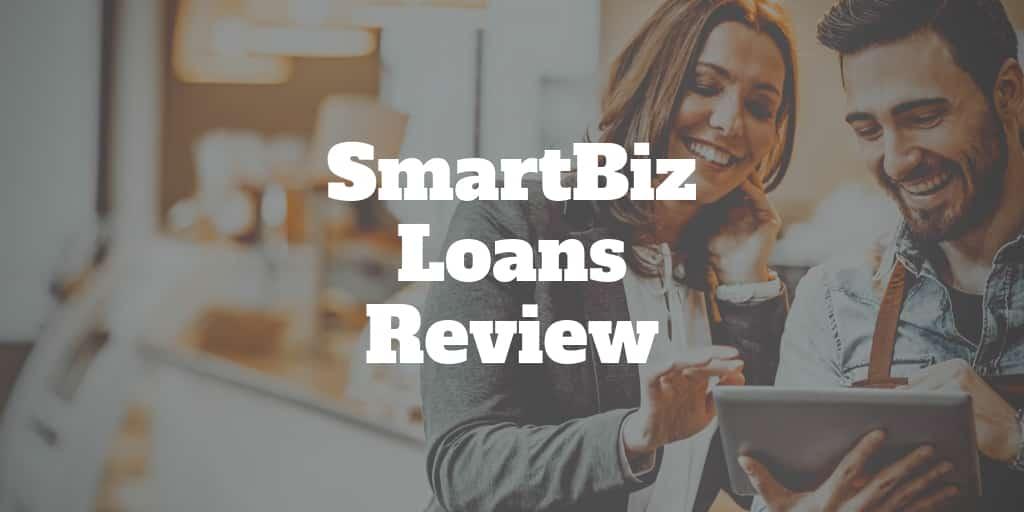 smartbiz loans review