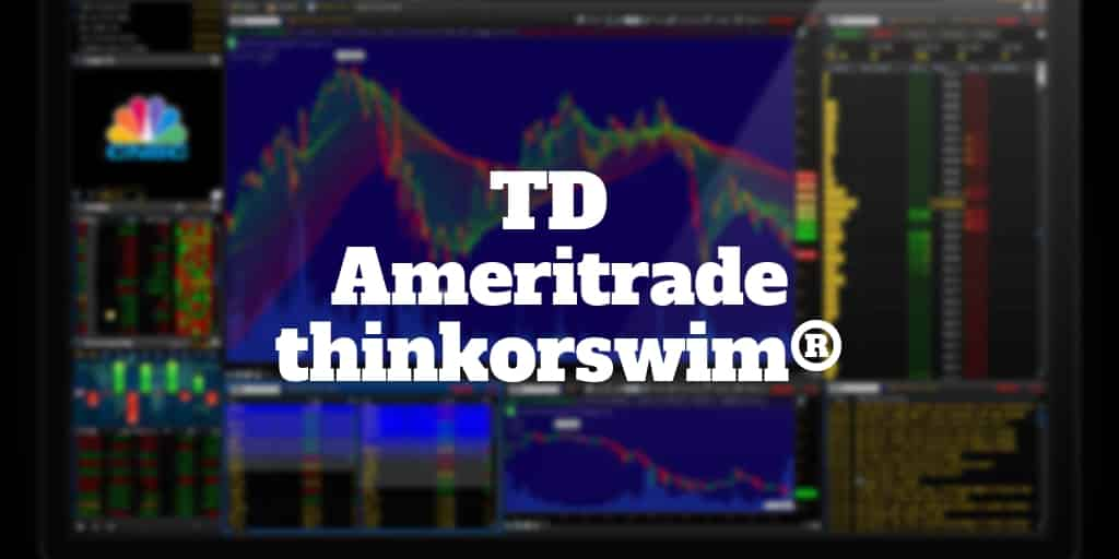 what is td ameritrade thinkorswim