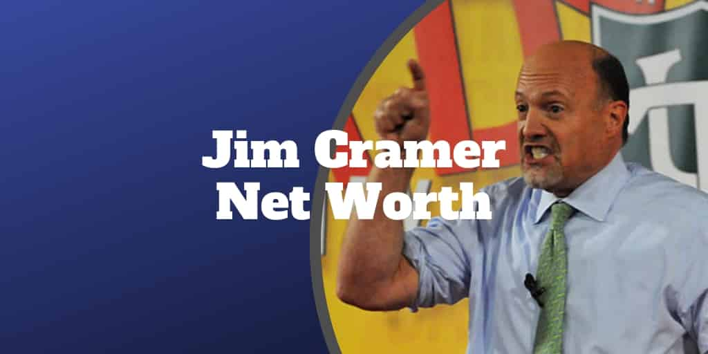 jim cramer net worth