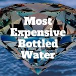 most expensive bottled water