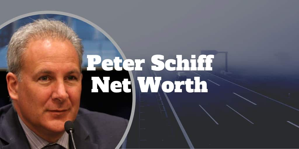 peter schiff net worth
