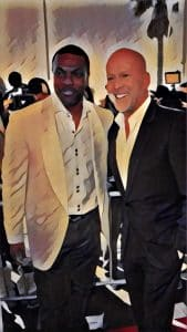 chris tucker and bruce willis