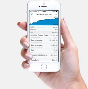 personal capital mobile app