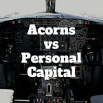 personal capital vs acorns