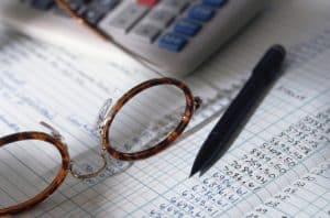 accountant ledger