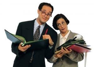 accountant team