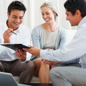 financial advisor agreement
