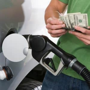 saving money on gas