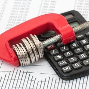 squeezing money vise calculator