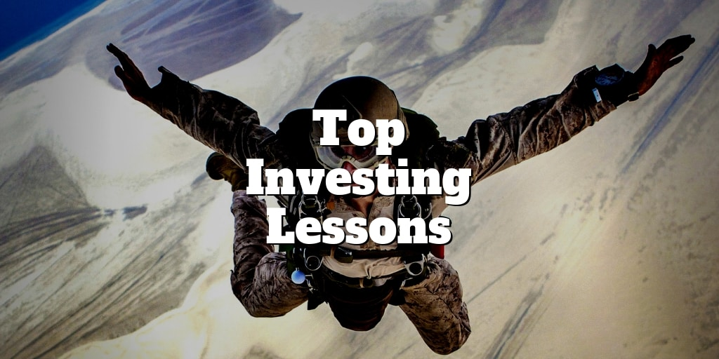 top investing lessons