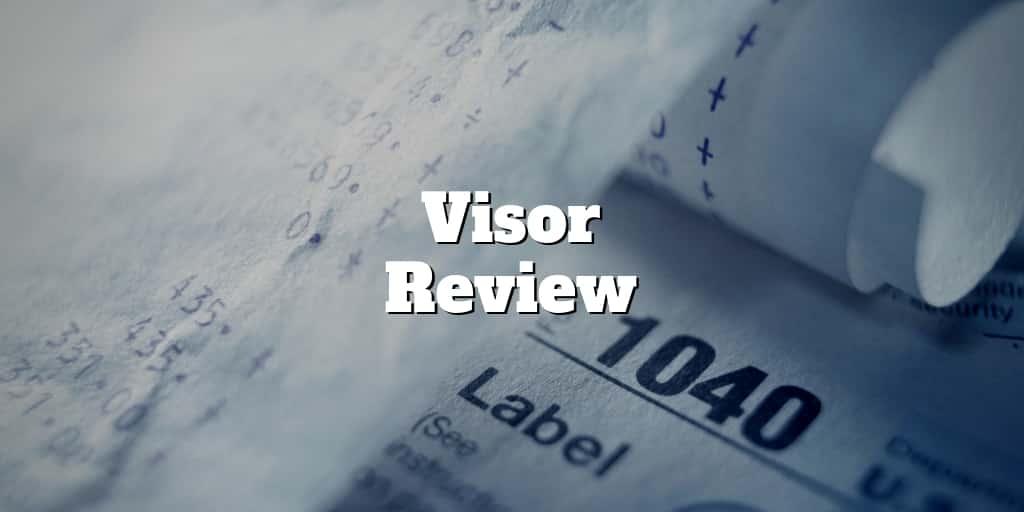 visor review