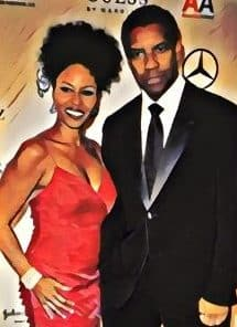 denzel washington and pauletta pearson