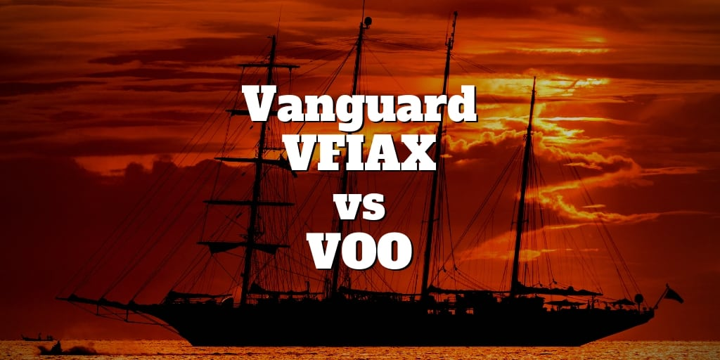 vanguard vfiax vs voo