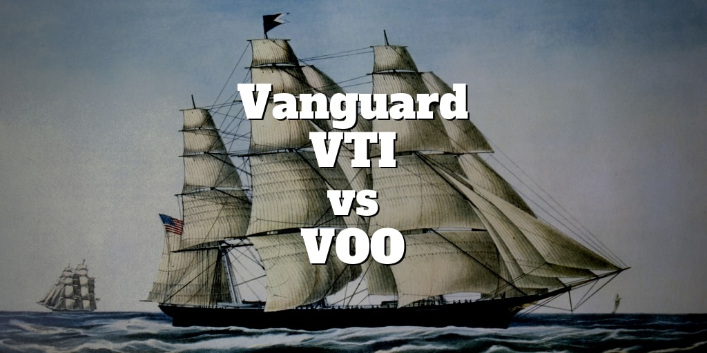 vanguard vti vs voo