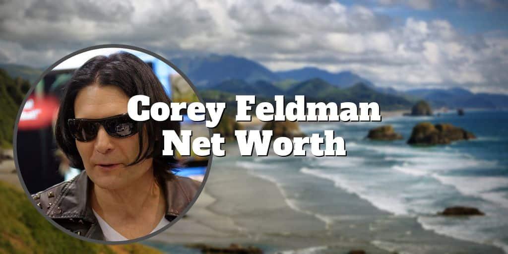 corey feldman net worth