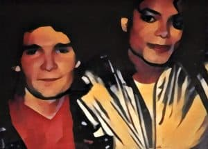 michael jackson and corey feldman