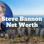 steve bannon net worth