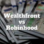 wealthfront vs robinhood