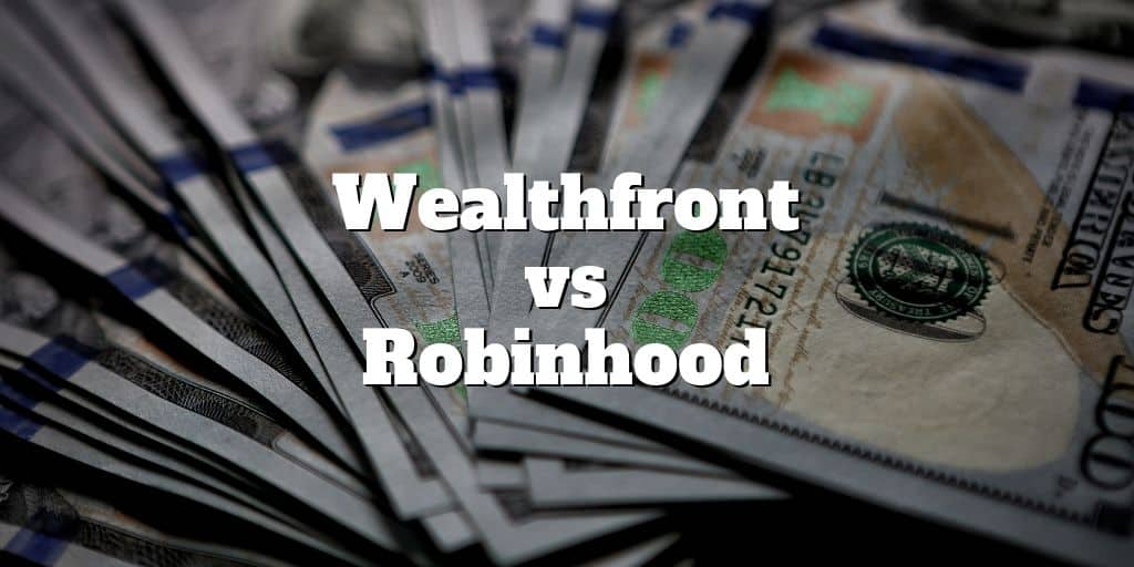 wealthfront vs robinhood