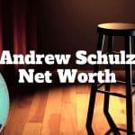 andrew schulz net worth