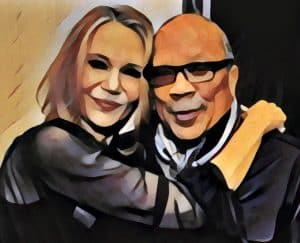 quincy jones and peggy lipton