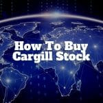 how to buy cargill stock