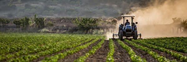 tractor farming
