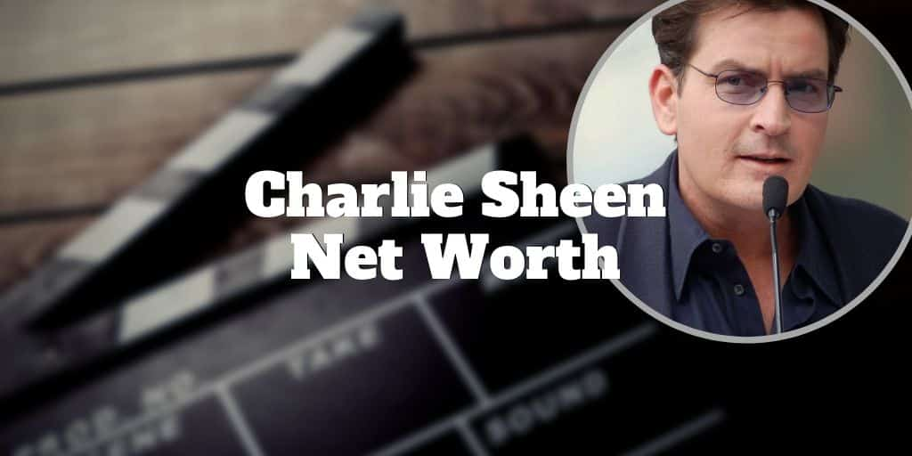 charlie sheen net worth