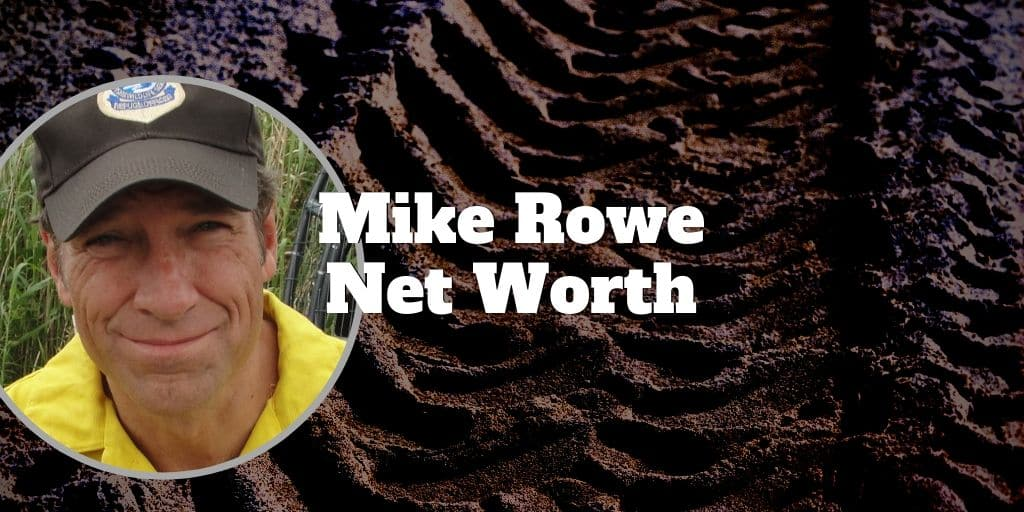 mike rowe net worth
